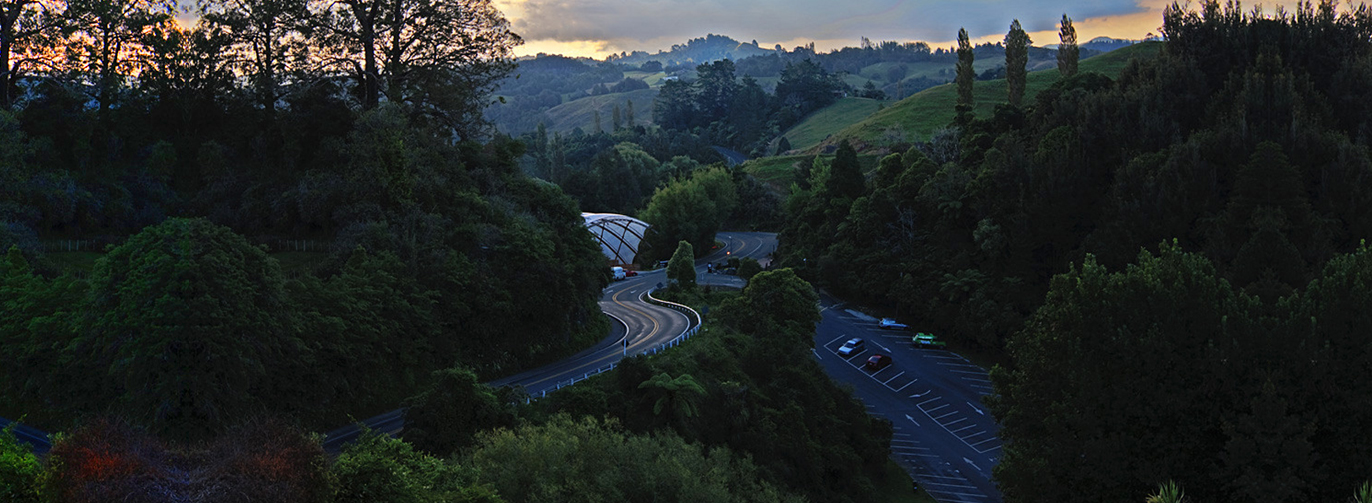 Getting to Waitomo Caves